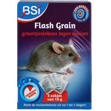 BSI Muizentarwe tegen Muizen 5 x 10 gr