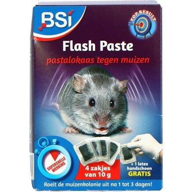 BSI Muizenpasta Snelle Werking 4 x 10 gr