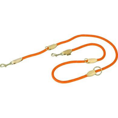 Digby & Fox Lijn Training Reflective Oranje One Size