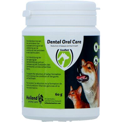 Excellent Dental Oral Care Hond & Kat