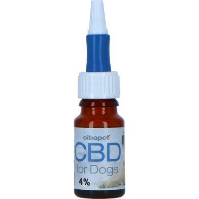 Cibapet CBD Olie voor Honden 4% 10ml