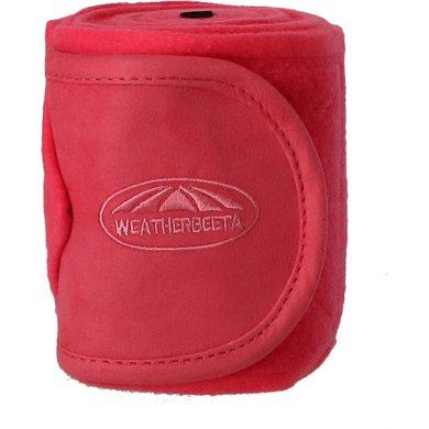 Weatherbeeta Fleece Bandages Prime 4 Stuks Roze 3,5m