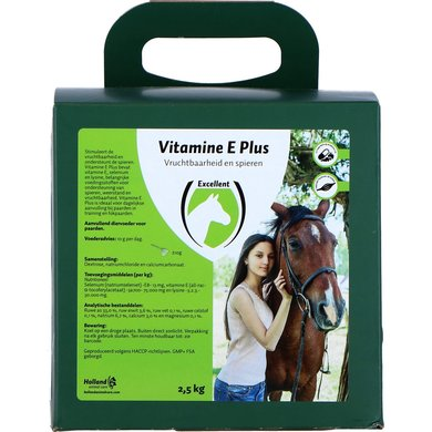 Excellent Vitamine E Plus 2,5kg