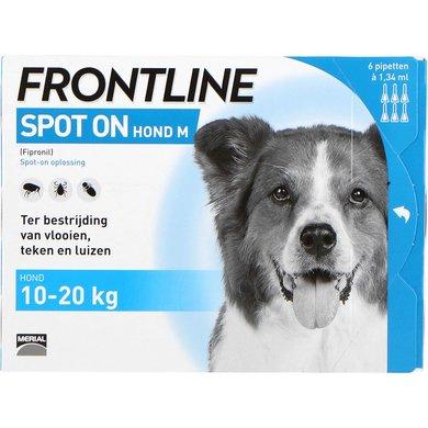 frontline spot on hund 10 20kg. Black Bedroom Furniture Sets. Home Design Ideas