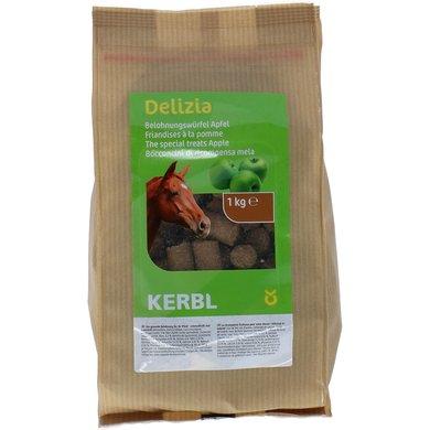 Kerbl Delizia Beloningsbrok Appel 1kg