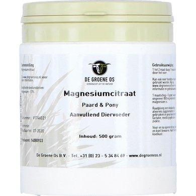Groene Os Magnesiumcitraat Paard 500gr