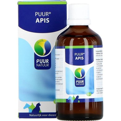 Puur Natuur Allergy Dog/Rabbit/Horse 100ml