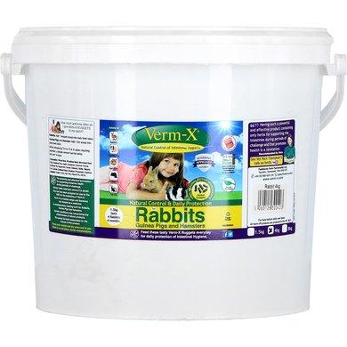 Verm-X Nuggets voor Knaagdieren 4kg