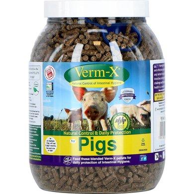 Verm-X Brokjes voor Varkens
