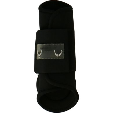 Pfiff Soft Tendon Boots Fixed Inner Front Black
