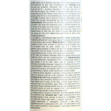 Diafarm Shampoo Sulfur, Tar & Salycilic Pets 150ml
