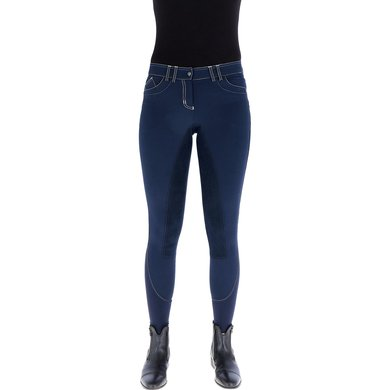 Covalliero Riding Breeches Techno Dark-blue 40
