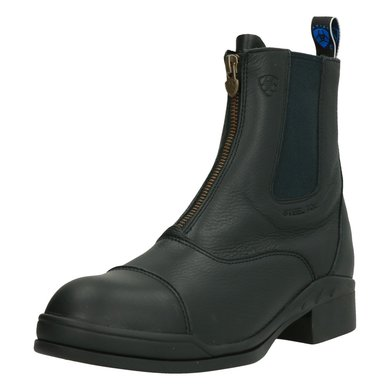 Ariat Ladies Heritage II Steel Toe Cap Zip Black