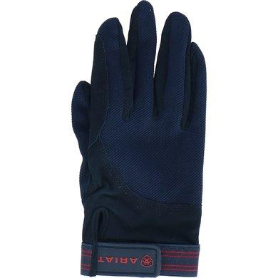 Ariat Gloves Tek Grip Navy