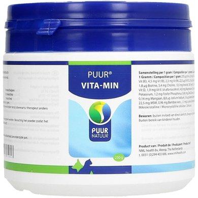 Puur Natuur Vita-min / Vitaminen Mineralen Hond/Kat