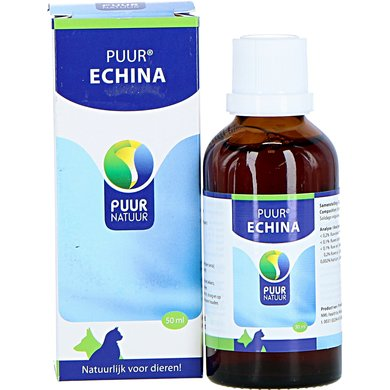 Puur Natuur Echina Hond/Kat 50ml