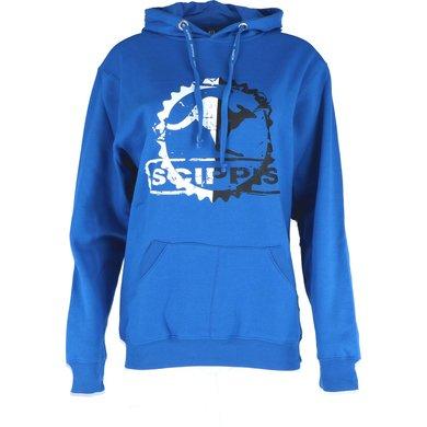 Scippis Hoodie Gear Blue, S