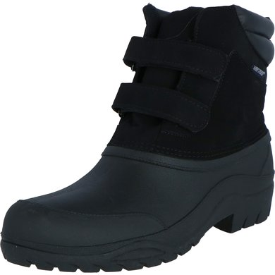 Harrys Horse Stable Shoe Flock Black 40
