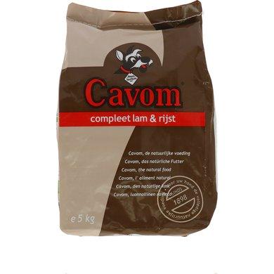 Cavom Compleet Lamm/Reis 5kg