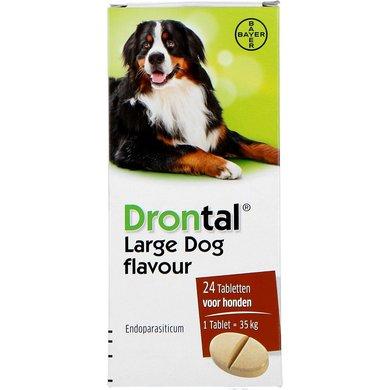 Drontal Dog Large Flavour 24 Tabletten