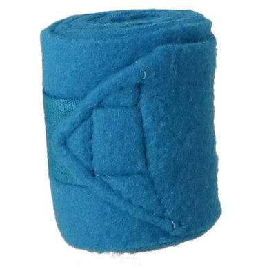 HKM Bandages Polaire Mini-shetty Bleu