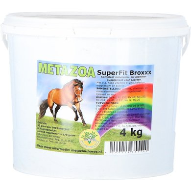 Metazoa Superfit Broxxx 4kg