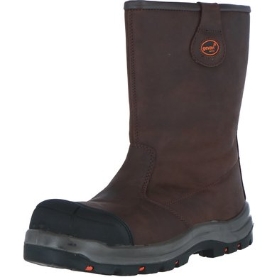 cheap for discount 279eb 07c83 Gevavi Gs85 S3 Sicherheitsstiefel S3 Braun