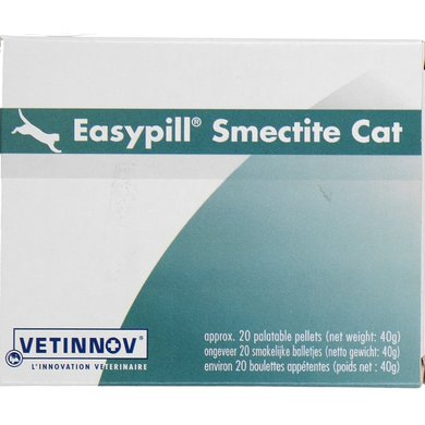 Virbac Easypill Smectite Kat 20x2gr