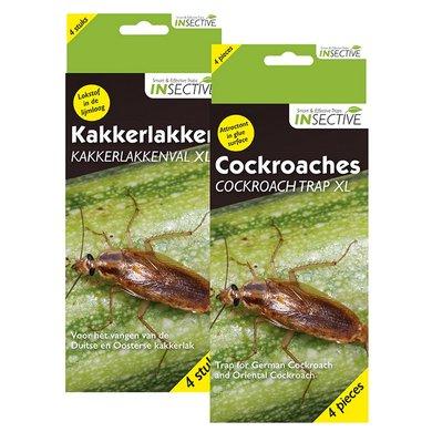 Insective Kakkerlakval XL Tablet 4-pack