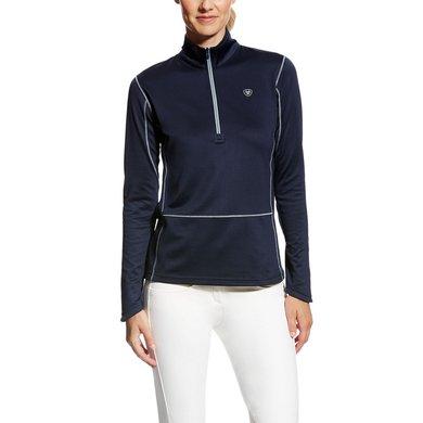 Ariat Shirt Menlo 1/2 Zip Blauw XL