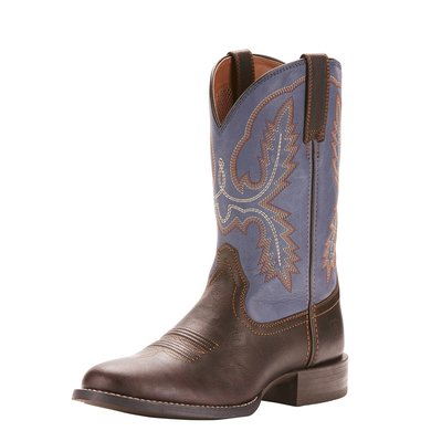Ariat Westernboot Sport Stratten Man's Dark Wicker