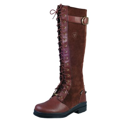 Ariat Ladies Boots Coniston Chocolate