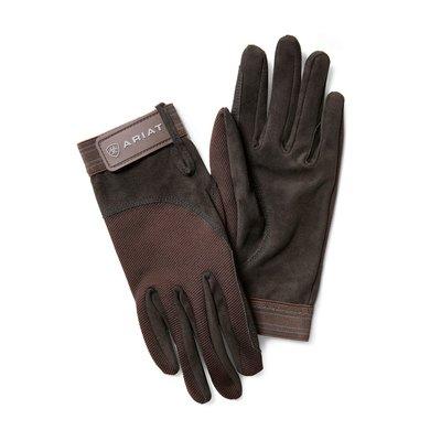 Ariat Gloves Tek Grip BARK