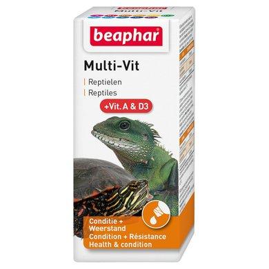 Beaphar Multi-Vit Reptielen + Vit. A en Vit. D3 20ml
