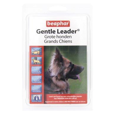 Beaphar Hundehalsband Gentle Leader Schwarz