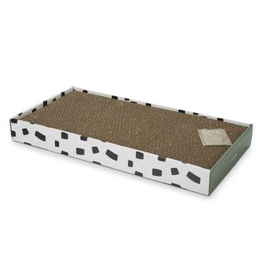 Beeztees Krabplank Jixy Karton 47 x 24 x 4,5 cm
