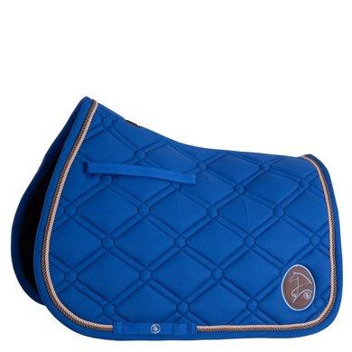 BR Schabracke Passion Moira Baumwolle Poly VS Blue Full