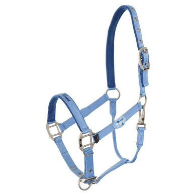 BR Halster 4-Ever Horses Verstelbaar Ice Blue Pony