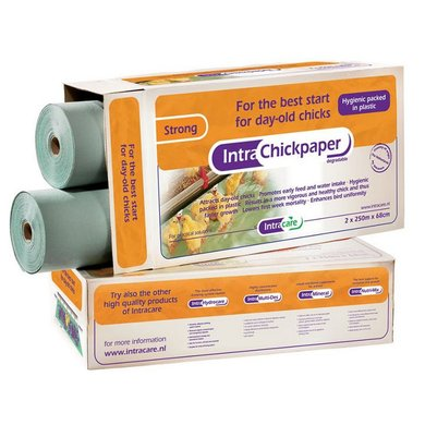 Intra Kuikenpapier Chickpaper Strong