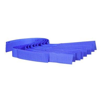 Kuhmarkierungsband Velcro Blau