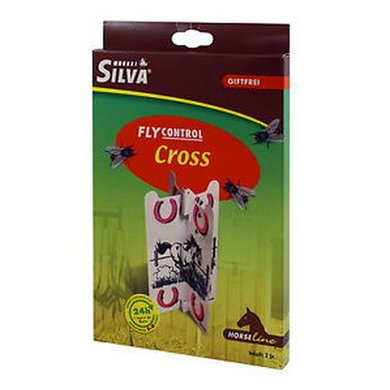 Silva Vliegenval Cross 15x21.5cm