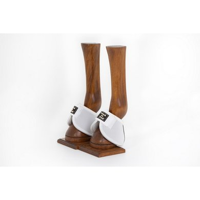 Back on Track Royal Protection Bell Boots White