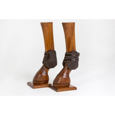 Back on Track Royal Fetlock Boots Brown