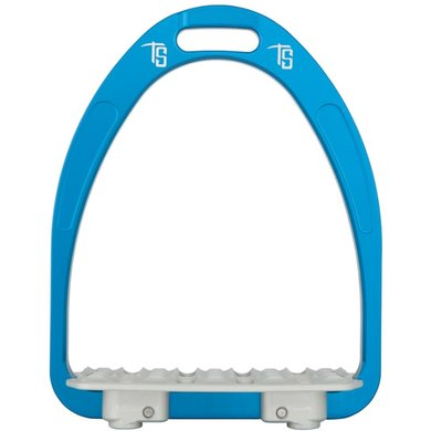 BR Stijgbeugels Brixia Endurance Blauw 12.5cm