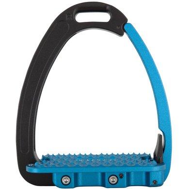 BR Veiligheidsbeugels Venice Light Adult Zwart/Blauw 12.5cm