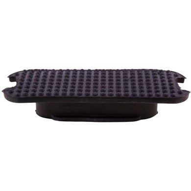 Agradi Stirrup Soles Synthetic High-tech Straps Black