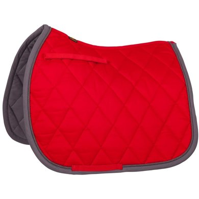 BR Saddlepad General Purpose Event Florid Red