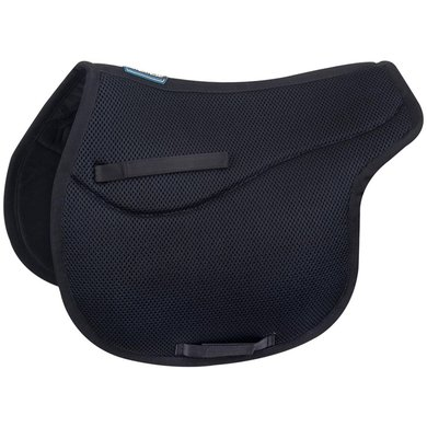 BR Saddlepad General Purpose Pressurelizer Spring Black Cob