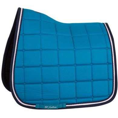 BR Tapis de Selle de Dressage Xcellence Bleu mosaique Full