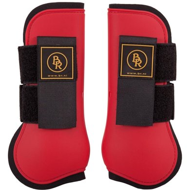 BR Tendon Boots Event Florid Red